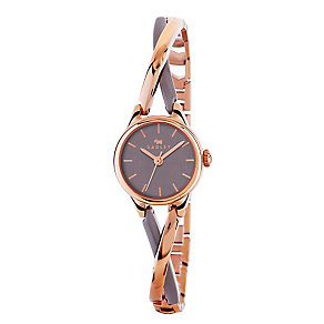 Radley Bayer Ladies' Rose Gold-Plated Bracelet Watch - Product number 3590003