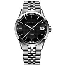 Raymond Weil Freelancer men's stainless steel bracelet watch - Product number 3595617