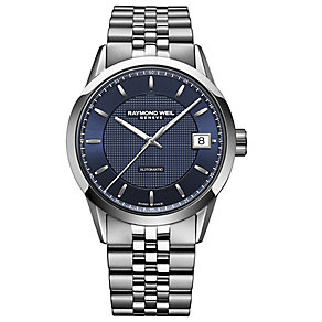 Raymond Weil Freelancer men's stainless steel bracelet watch - Product number 3595625