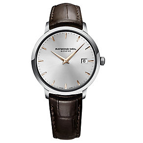 Raymond Weil Toccata men's stainless steel watch - Product number 3595714