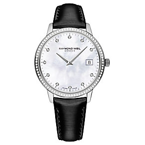 Raymond Weil Toccata ladies' stainless steel watch - Product number 3595749