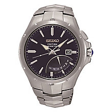 Seiko Coutura Kinetic Men's Stainless Steel Bracelet Watch - Product number 3595838