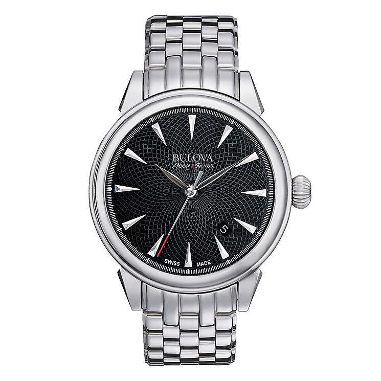 Bulova Gemini stainless steel bracelet watch - Product number 3595927