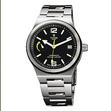 Tudor North Flag men's stainless steel bracelet watch - Product number 3596532