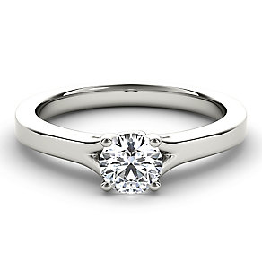 Arctic Brilliance 18ct white gold 0.40ct diamond ring - Product number 3601374