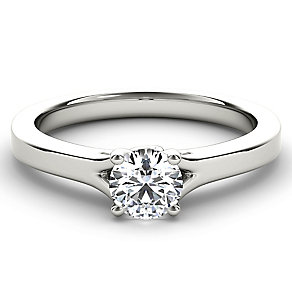Arctic Brilliance 18ct white gold 0.66ct diamond ring - Product number 3601811