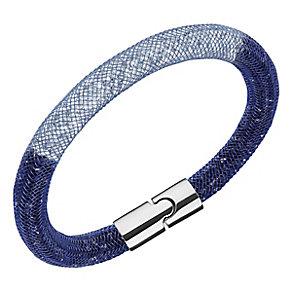 Swarovski Stardust blue gradient crystal bracelet M - Product number 3622401