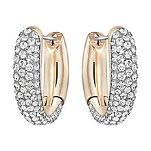 Swarovski Circlet small hoop earrings - Product number 3622436