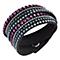 Swarovski Slake crystal black bracelet M - Product number 3622444