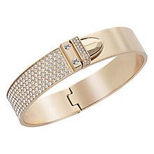 Swarovski Distinct crystal bangle M - Product number 3626423