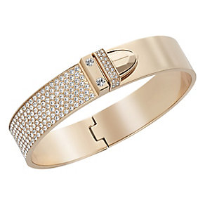 Swarovski Distinct crystal bangle M - Product number 3626423