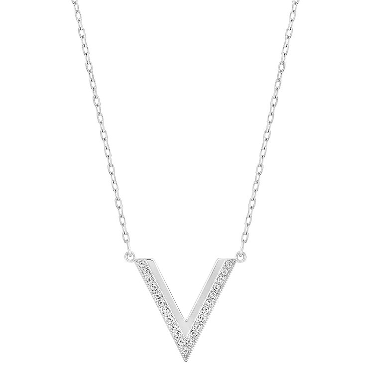 Swarovski Delta small crystal necklace - Product number 3626563