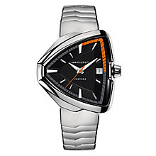 Hamilton Ventura Men's Stainless Steel Bracelet Watch - Product number 3631915
