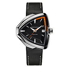 Hamilton Ventura Men's Stainless Steel Strap Watch - Product number 3631923