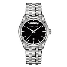 Hamilton Jazzmaster men's stainless steel bracelet watch - Product number 3632334