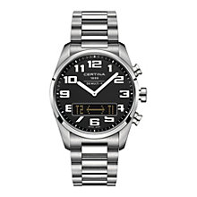 Certina DS Multi men's stainless steel bracelet watch - Product number 3636909