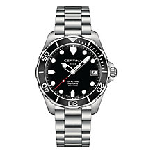 Certina Action men's stainless steel bracelet watch - Product number 3636933