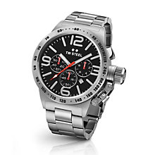 TW Steel Canteen men's stainless steel bracelet watch - Product number 3642135