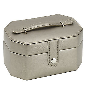 Metallic Small Travel Jewellery Case - Product number 3654818