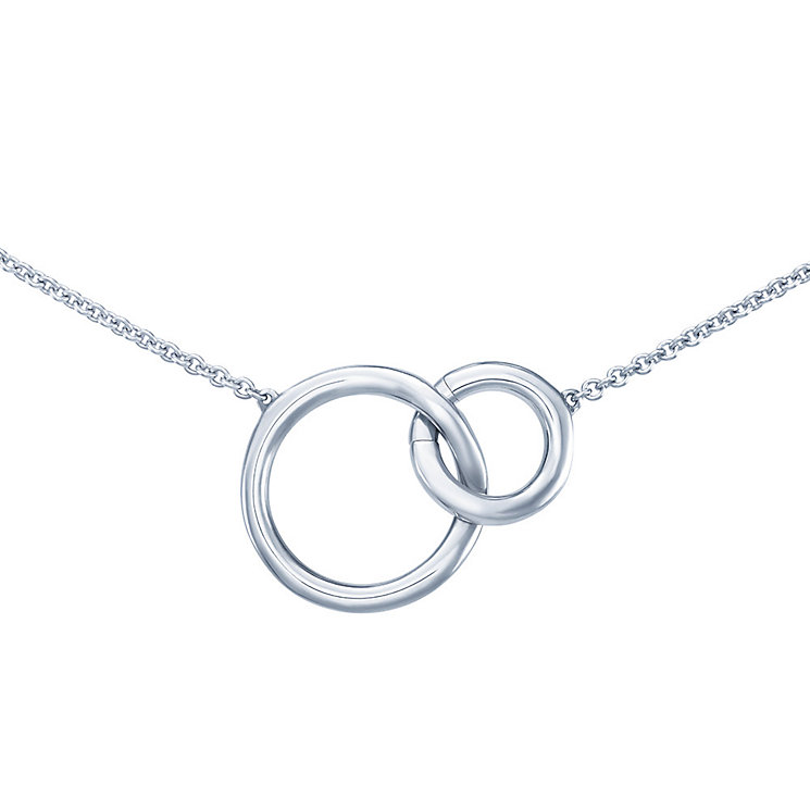 Miracle Links sterling silver necklace - Product number 3664406