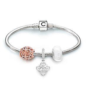 Chamilia diamond three bead set - Product number 3667189