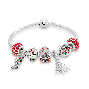 Chamilia Christmas seven bead set - Product number 3667197