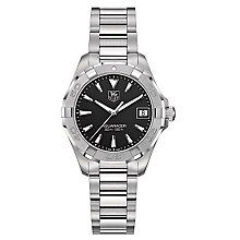 TAG Heuer Aquaracer ladies' stainless steel bracelet watch - Product number 3669211