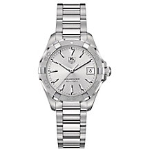 TAG Heuer Aquaracer ladies' stainless steel bracelet watch - Product number 3669238