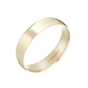 9ct Gold 5mm Wedding Ring