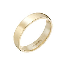 9ct Gold 5mm Wedding Ring - Product number 3671623