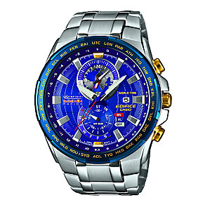 Casio Edifice Red Bull Men's Stainless Steel Bracelet Watch - Product number 3673537