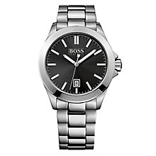 Hugo Boss Ikon men's stainless steel bracelet watch - Product number 3692191