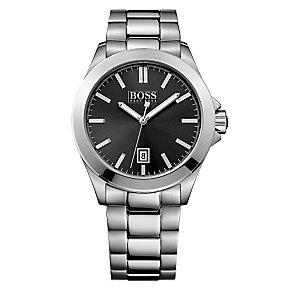 Hugo Boss Ikon men's stainless steel bracelet watch - Product number 3692191