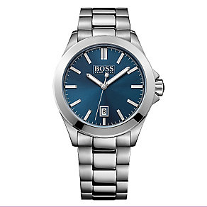 Hugo Boss Ikon men's stainless steel bracelet watch - Product number 3692205