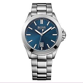 Hugo Boss Ikon men's stainless steel bracelet watch - Product number 3692205
