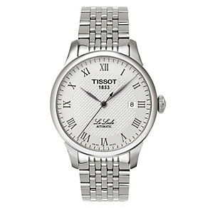Tissot Le Locle men's stainless steel bracelet watch - Product number 3692752