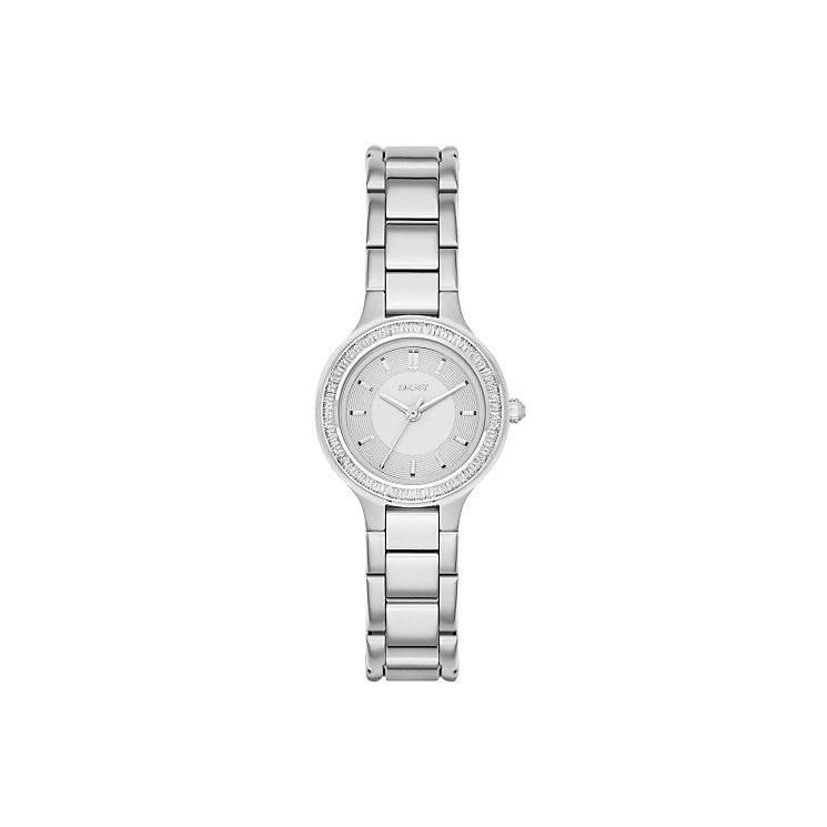 Dkny Chambers Ladies' Stainless Steel Bracelet Watch - Product number 3720640