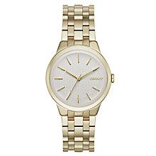 Dkny Park Gold Tone Ladies' Bracelet Watch - Product number 3721000