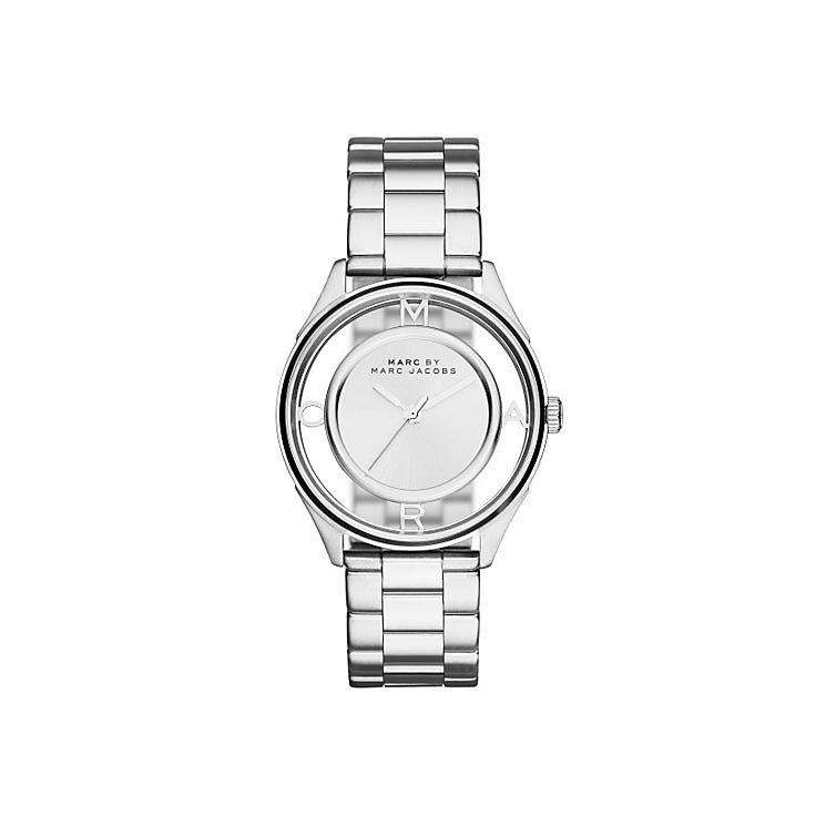 Marc Jacobs Tether Ladies' Stainless Steel Bracelet Watch - Product number 3721094