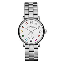 Marc Jacobs Baker Ladies' Stainless Steel Bracelet Watch - Product number 3722082
