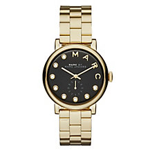 Marc Jacobs Baker Ladies' Gold Tone Bracelet Watch - Product number 3722090