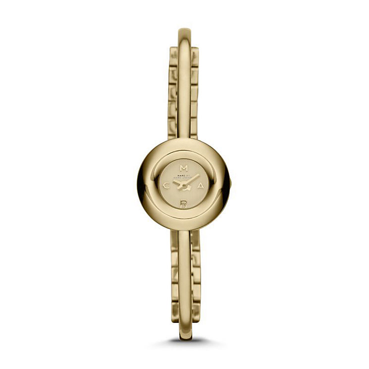 Marc Jacobs Donut Ladies' Gold Tone Bracelet Watch - Product number 3722198