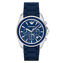 Emporio Armani Men's Stainless Steel Bracelet Watch - Product number 3723739