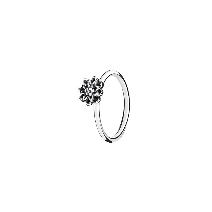 Chamilia Bloom Light Antique sterling silver ring XL - Product number 3724255