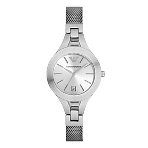 Emporio Armani Ladies' Stainless Steel Bracelet Watch - Product number 3724360