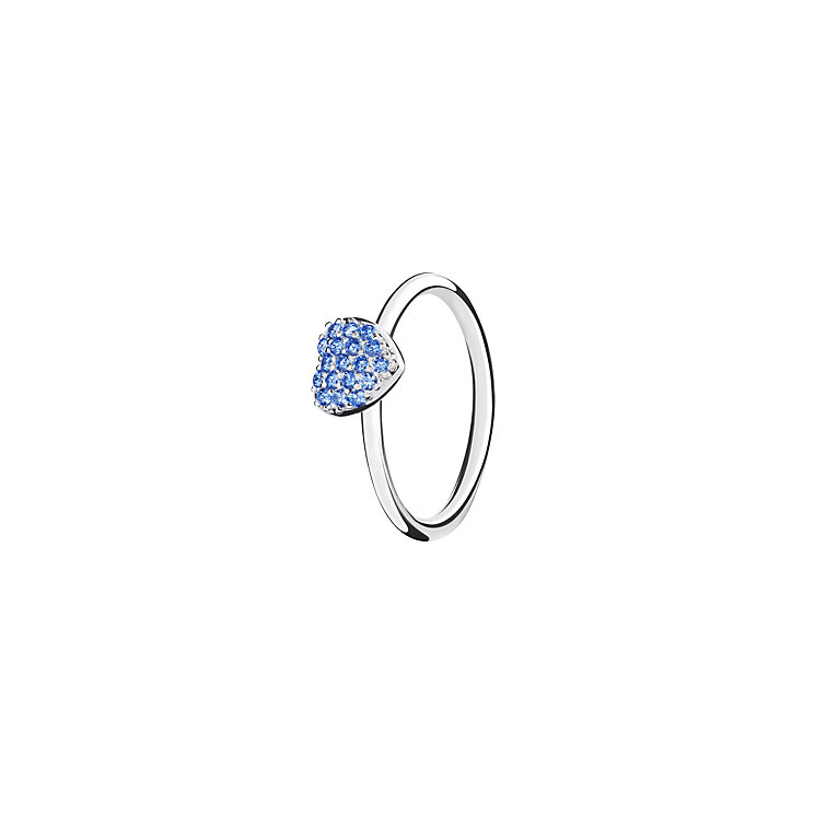 Chamilia Affection sterling silver & cubic zirconia ring XS - Product number 3724840