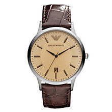 Emporio Armani Men's Stainless Steel Watch - Product number 3724883