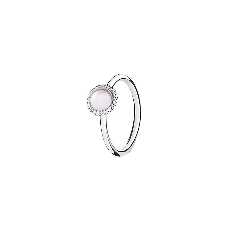 Chamilia Wisdom sterling silver & cubic zirconia ring XL - Product number 3725057
