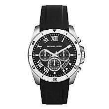 Michael Kors Brecken Men's Black Strap Watch - Product number 3725898