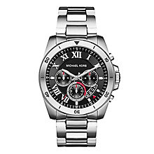 Michael Kors Brecken Men's Stainless Steel Bracelet Watch - Product number 3725928